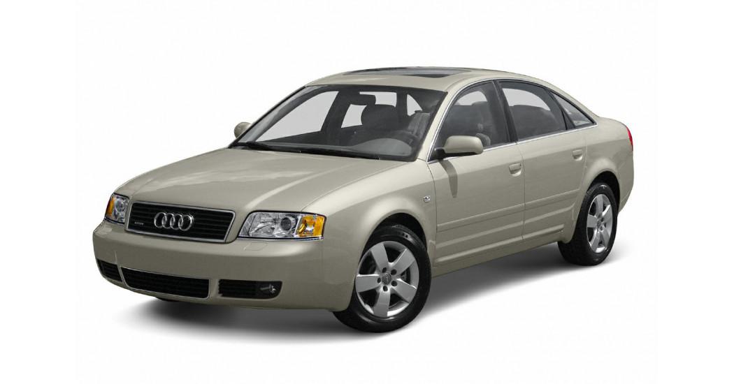 AUDI A6 2001 - 2005