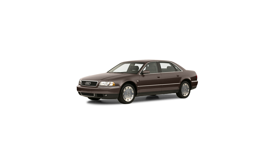 AUDI A8 2000 - 2003