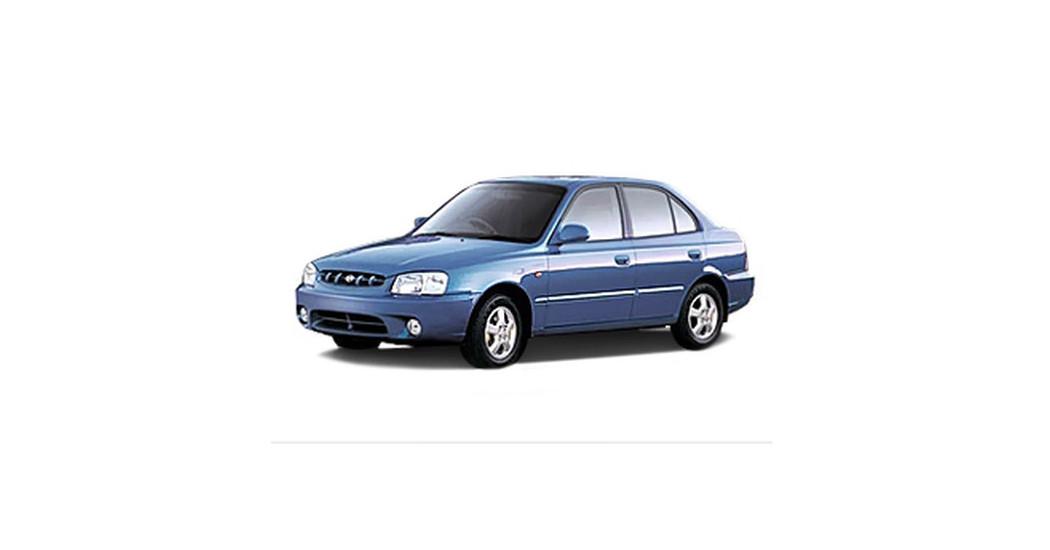 HYUNDAI ACCENT X3 1997 - 2000