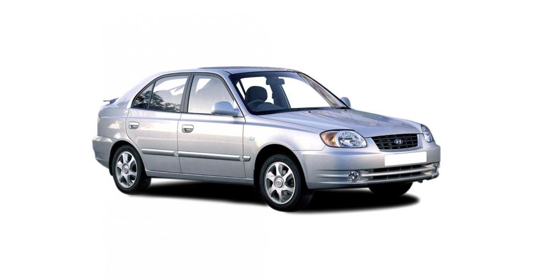 HYUNDAI ACCENT LC 2000 - 2005