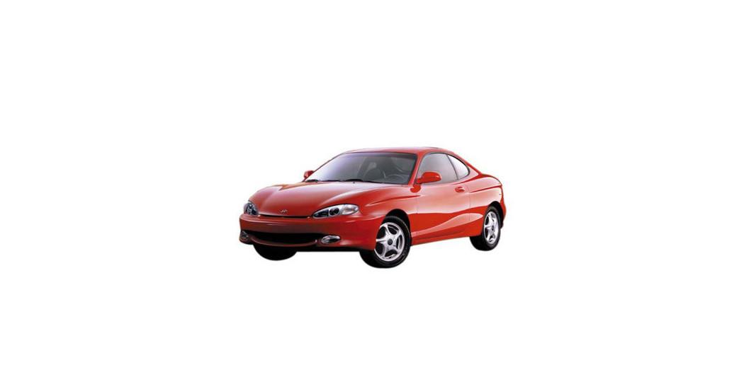 HYUNDAI COUPE 1996 - 2001