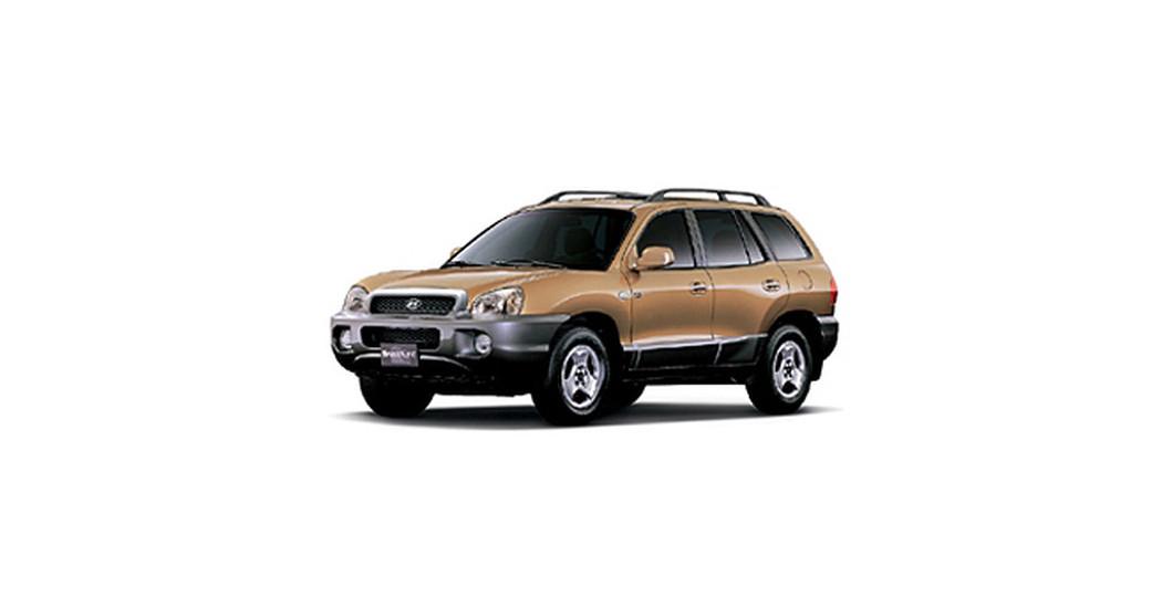 HYUNDAI SANTA FE 2000 - 2006