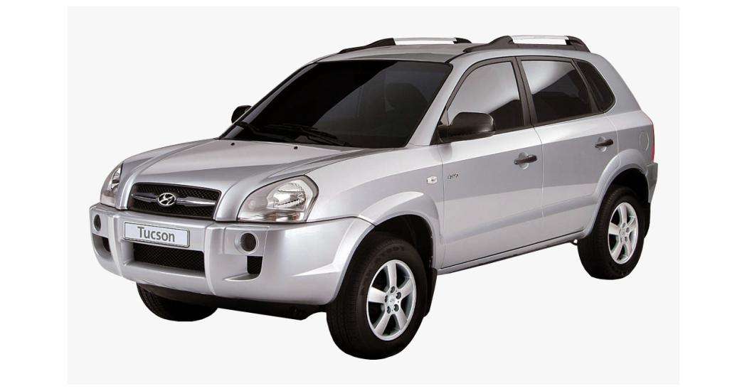 HYUNDAI TUCSON 2004 - 2012