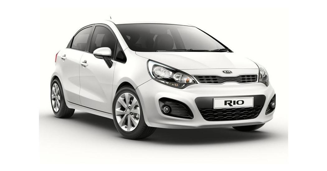 KIA RIO 2011 - 2017