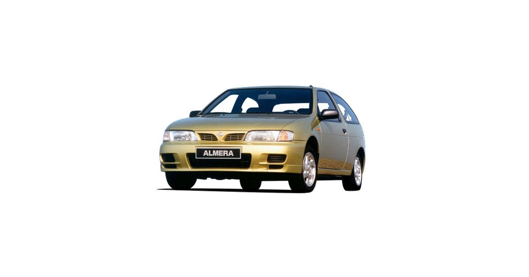 NISSAN ALMERA N15 1997 - 2000