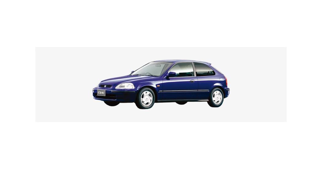 HONDA CIVIC 1995 - 2001