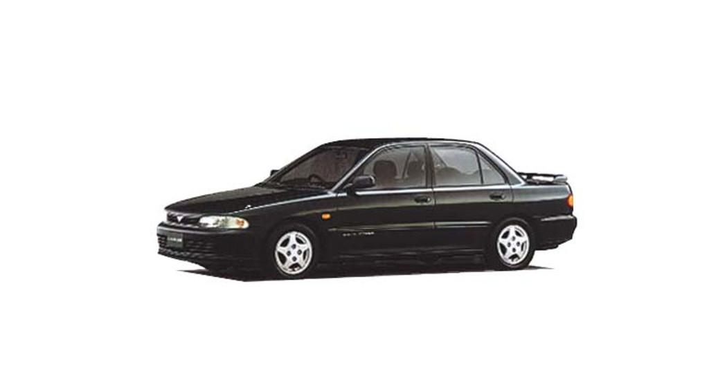 MITSUBISHI LANCER 1992 - 1996