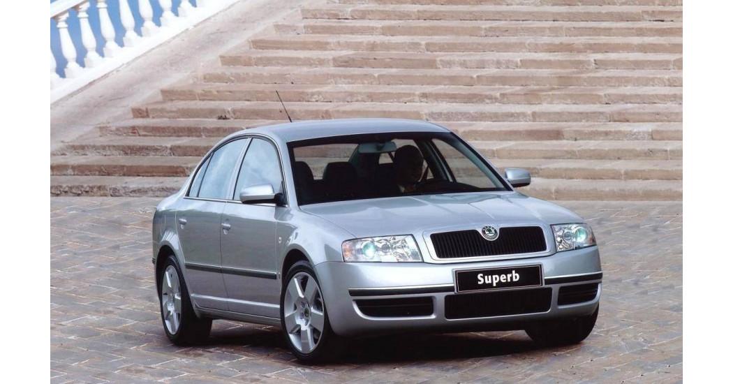 SKODA SUPERB 2002 - 2008