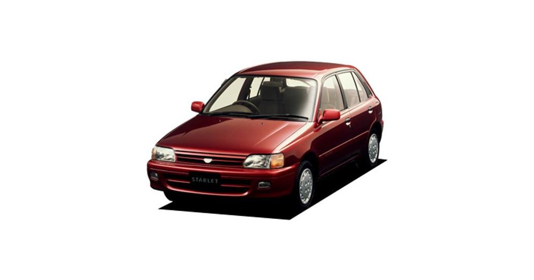 TOYOTA STARLET 1990 - 1994