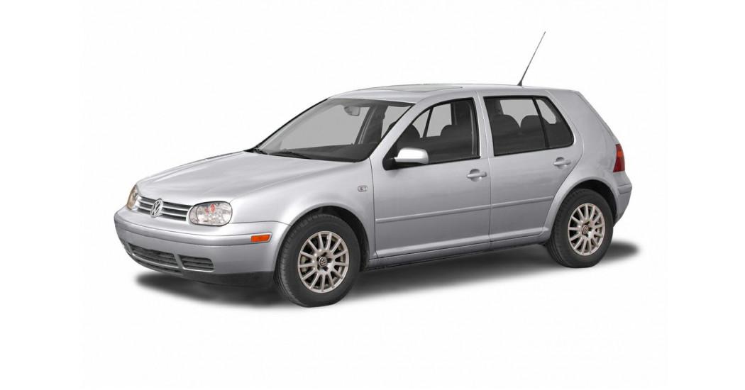 VW GOLF IV 1997 - 2005