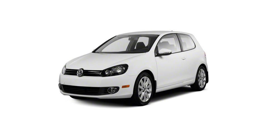 VW GOLF VI 2008 - 2016