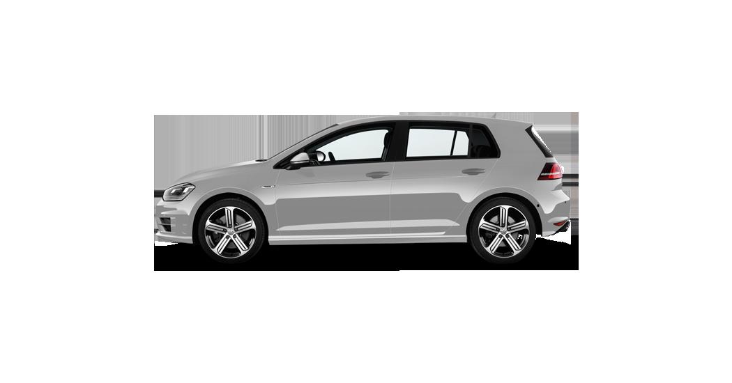 VW GOLF VII 2012 - 2019