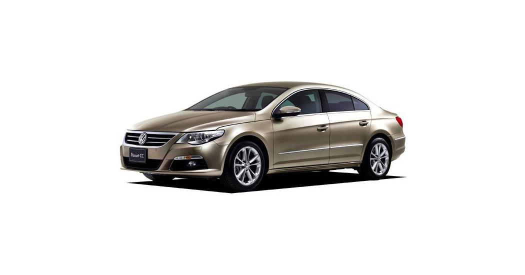 VW PASSAT CC 2008 - 2012