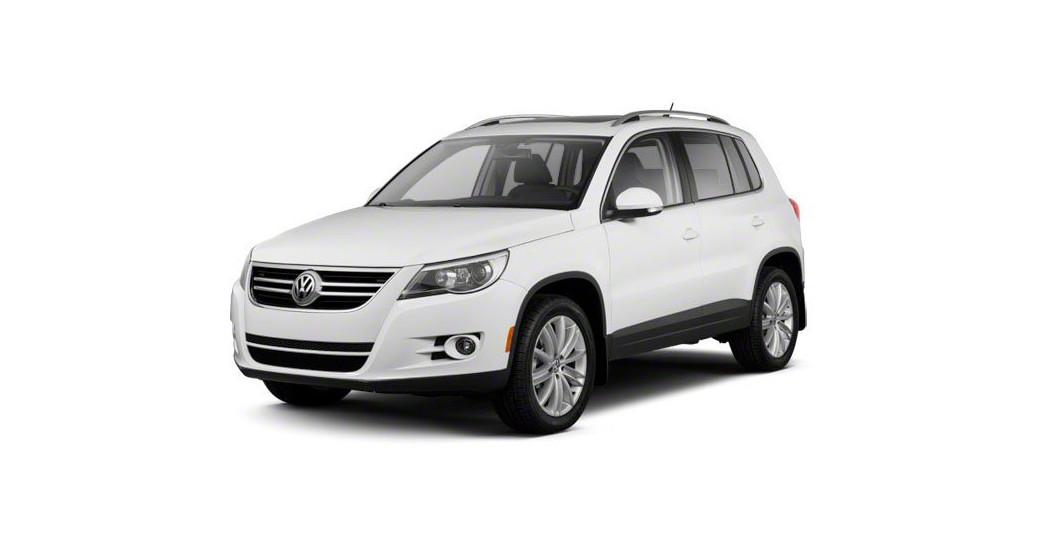VW TIGUAN 2007 - 2015